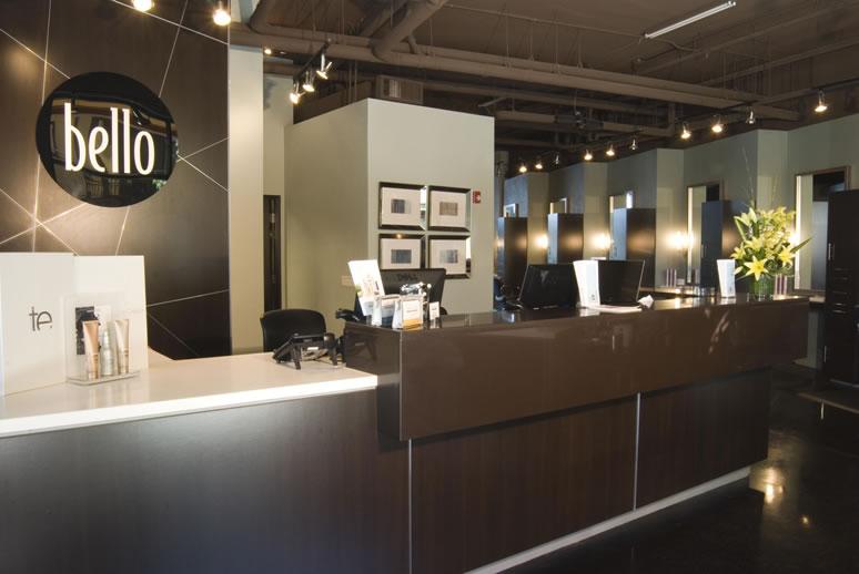 Advance cabinet designs miscellaneous for Bello salon